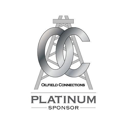 Platinum Sponsor Level - Tier 1 -  Chapter Sponsorship