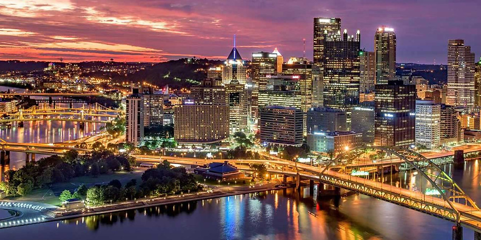 Pittsburgh Chapter Virtual Networking Meeting