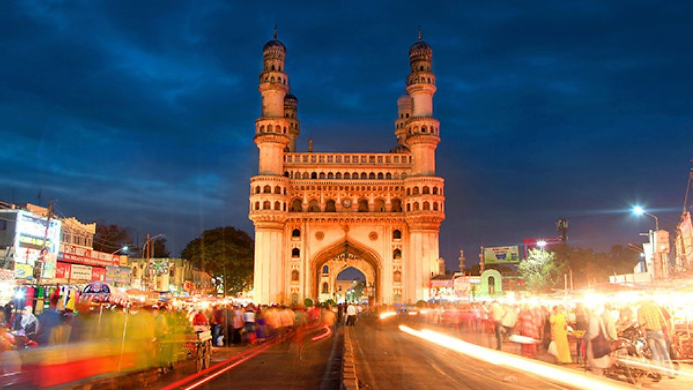 Hyderabad Travel Guide | Places to visit in Hyderabad | Char Minar Hyderabad