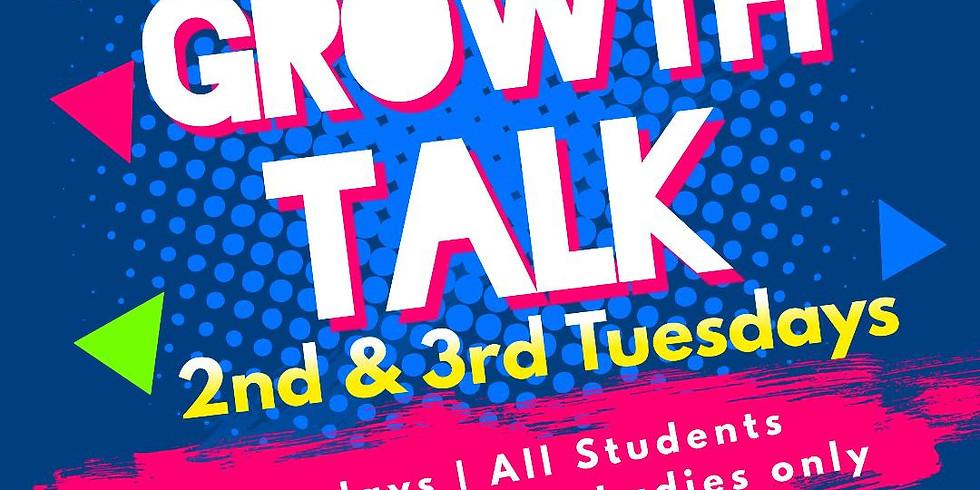 Growth Talk: Ladies Edition