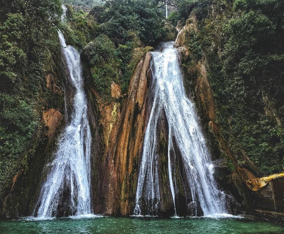 Kempty Falls Musoorie | Kempty falls is a place of interest near Musoorie