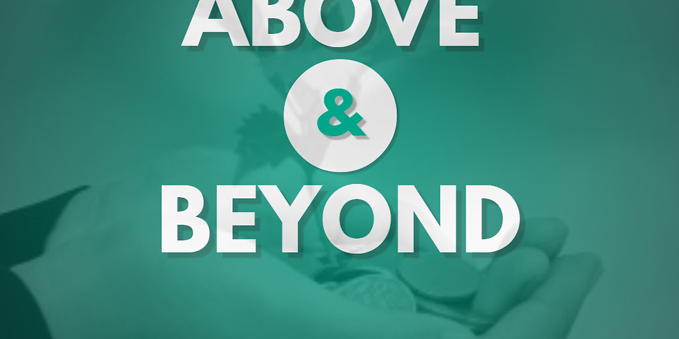 Above & Beyond Sunday
