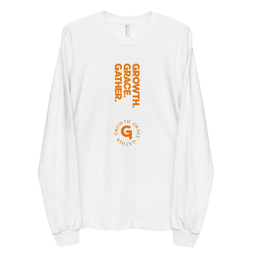 White w/Orange (long)
