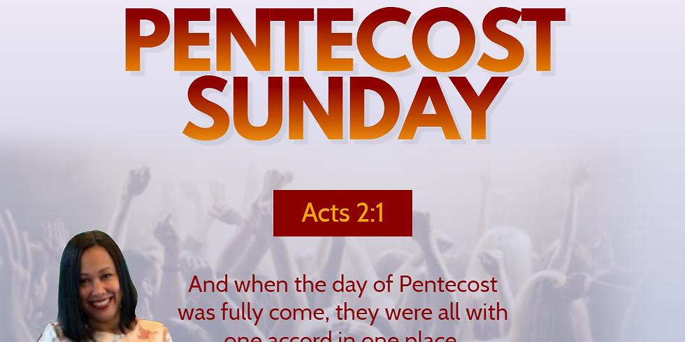 Pentecost Sunday Celebration