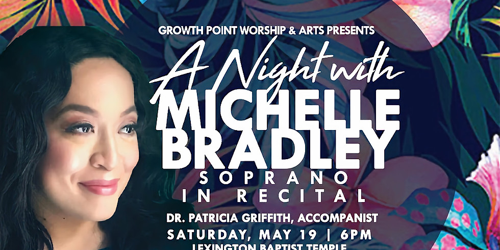 A Night with Michelle Bradley