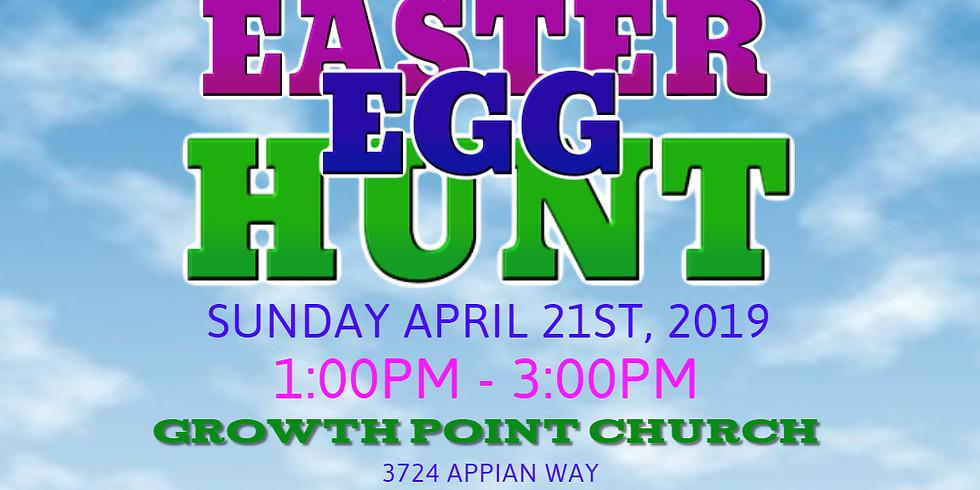 Kidz Point Easter Egg Hunt