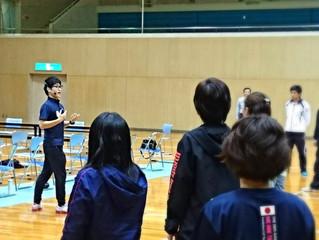 スポーツ指導者講習会