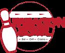 Paragon Logo White Run Transparent Cente