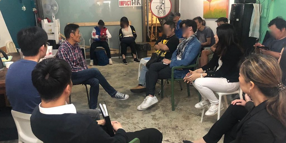 Know Your Rights Seminar for Street Sleepers - ImpactHK
