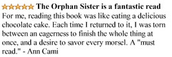 The Orphan Sister Quote - A fantastic read Quote - Twin sisters book.jpg