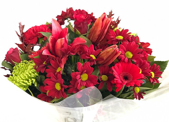 Scarlett Temptation Bouquet