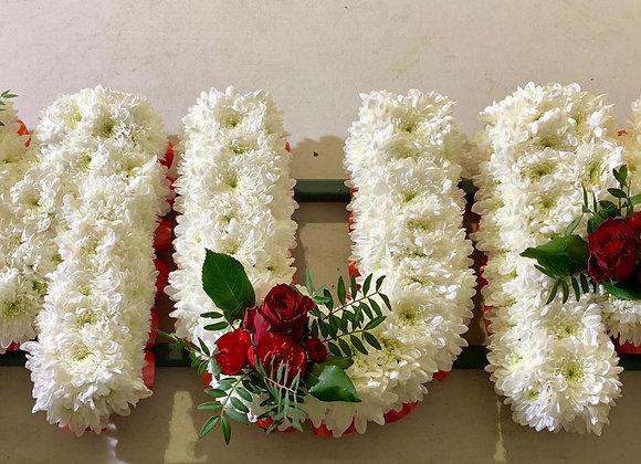 Mum Floral Tribute