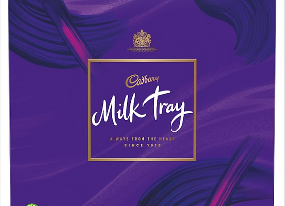 Cadburys Milk Tray 300g