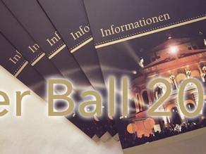 Es gibt ihn wieder : 39. Deutsche SportpresseBall, in der Alten Oper Frankfurt am 6. November 2021