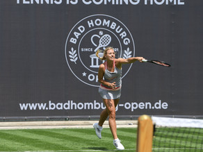 Wimbledon-Flair im Kurpark Bad Homburg