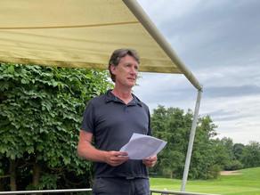 Erstes VFS-Golfturnier gestartet …