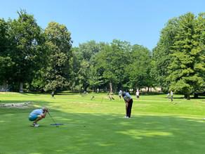 Traditionsturnier mit unheimlichem Muster: 5. Old Course Cup im Royal Homburger Golf Club