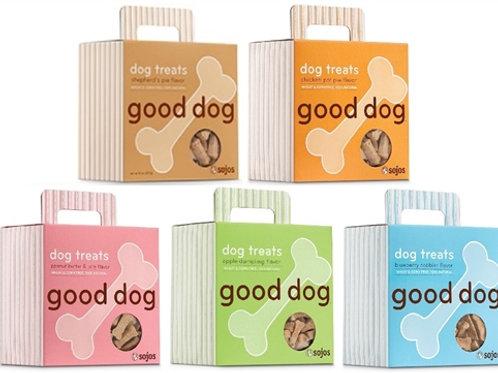 Sojo's Good Dog Treats 8 oz.