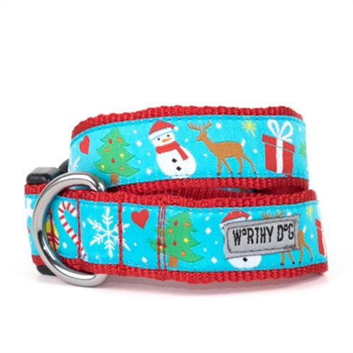 Winter Wonderland Collar & Lead Collection