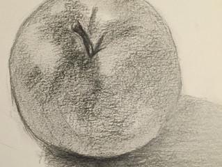 鉛筆デッサン Pencil Drawing