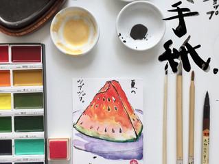 参加無料!絵手紙ワークショップ@ジャパンフェスティバル