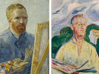 ムンク展@ゴッホ美術館 Munch@Van Gogh Museum