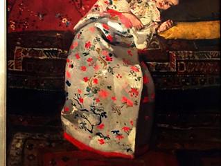 「ブライトナー 着物の少女展」Girl in Kimono