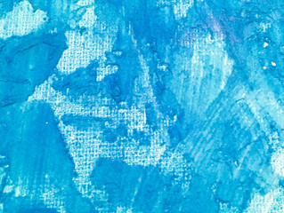 癒しの青。Healing Blue.