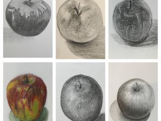 ふぞろいの林檎たち。The Scraggly Apples