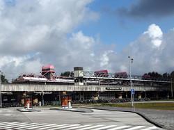 Lalylaan駅