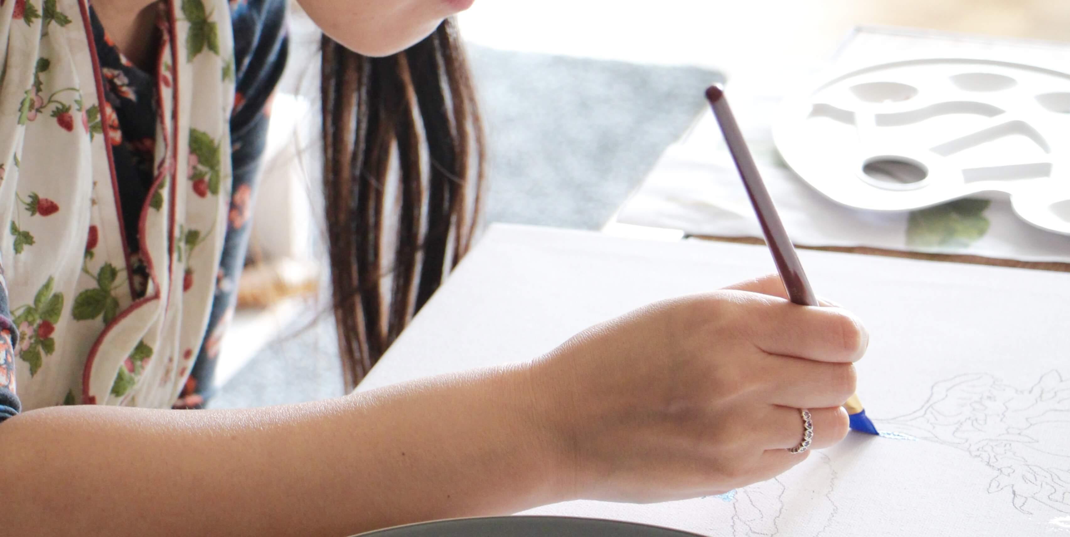 絵画教室ひまわり色付け.jpg