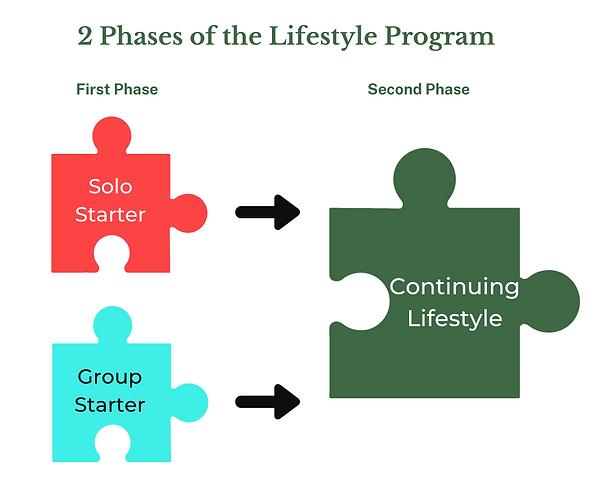 2-phase Lifestyle Program