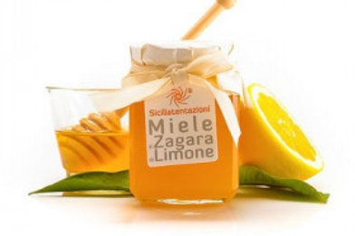Miel citron 250gr
