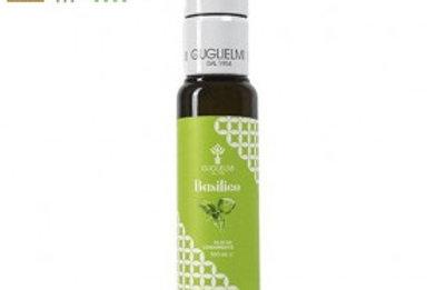 Huile d'olive basilic 10cl