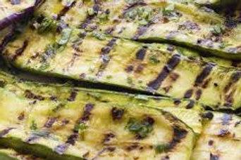 Courgettes grillées Italie