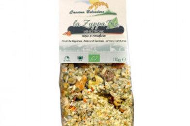 Minestrone di riso 110gr