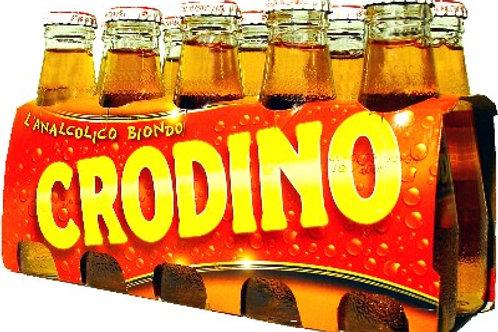 Crodino Bitter sans alcool 5x10cl