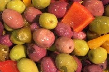 Olives créoles