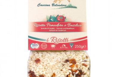 Risotto tomate basilic 250gr