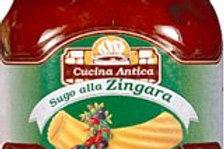 Sauce tomate olive zingara 200gr