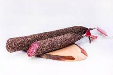 Longanisa poivre morceau