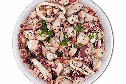 Salade de poulpes Italie