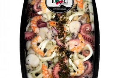 Salade fruit de mer Italie