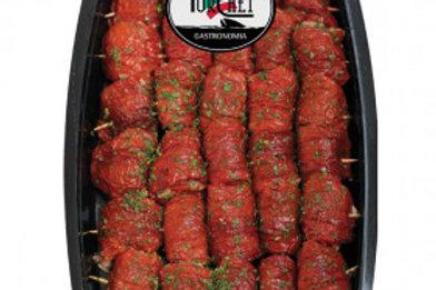 Tomates farcies au thon Italie