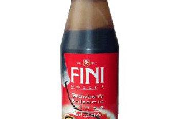 Crème de vinaigre balsamique à la fraise