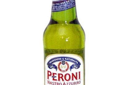 Bière Péroni Nastro Azzuro