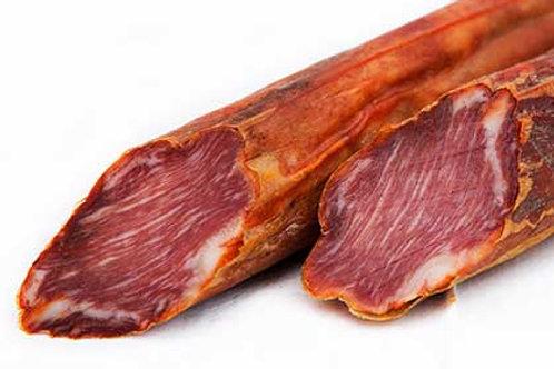 Longe de porc à la coupe