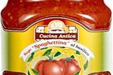 Sauce tomate basilic 290gr