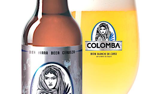 Bière Colomba blanche