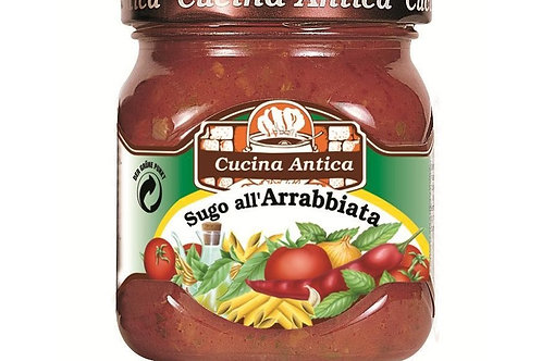 Sauce tomate pimenté arrabiatta 200gr